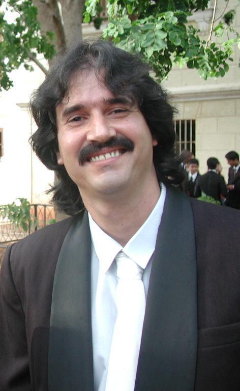 Dr. Juan Carlos García Sierra