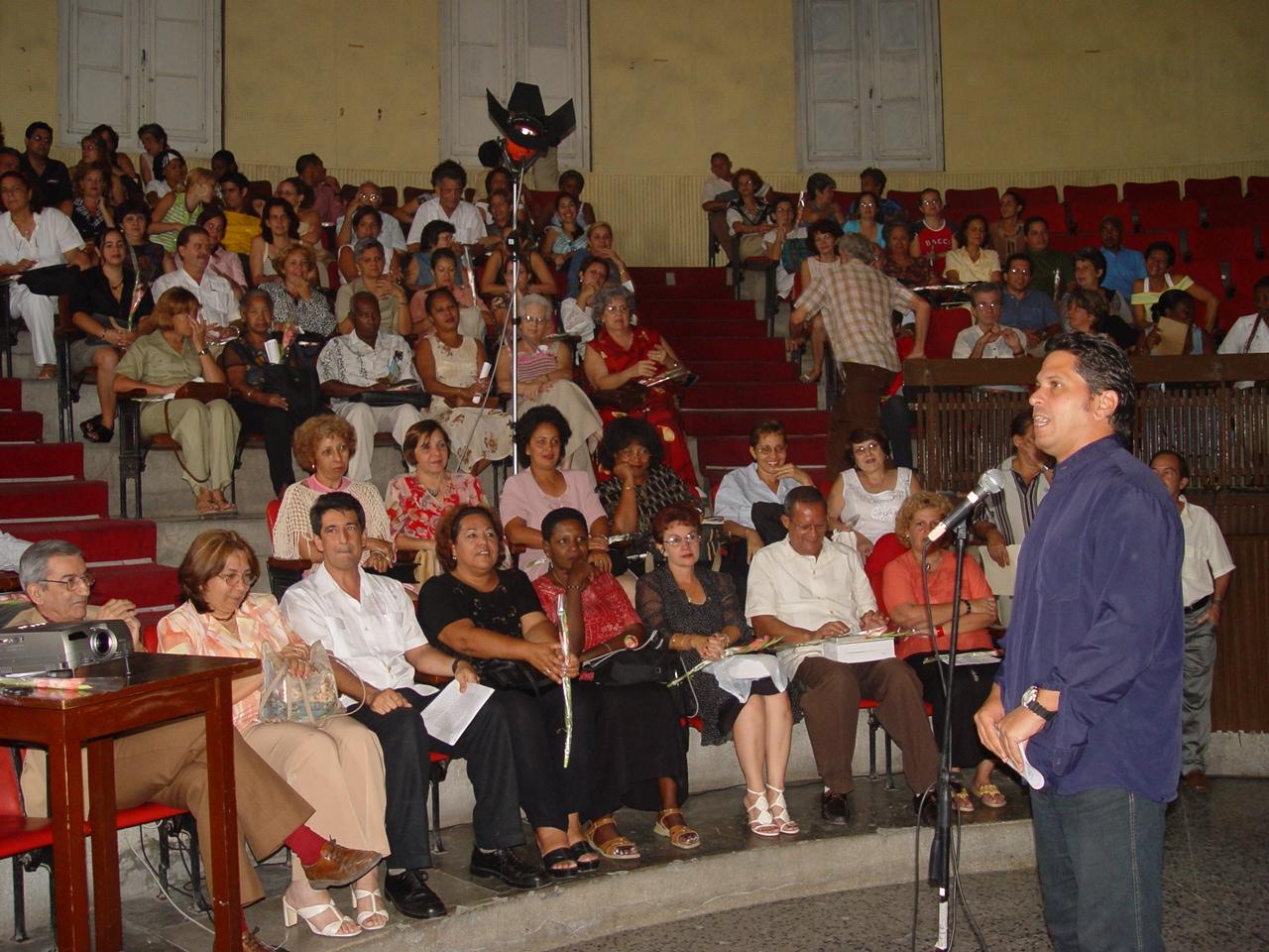 Acto central aniversario 40 del CNICM