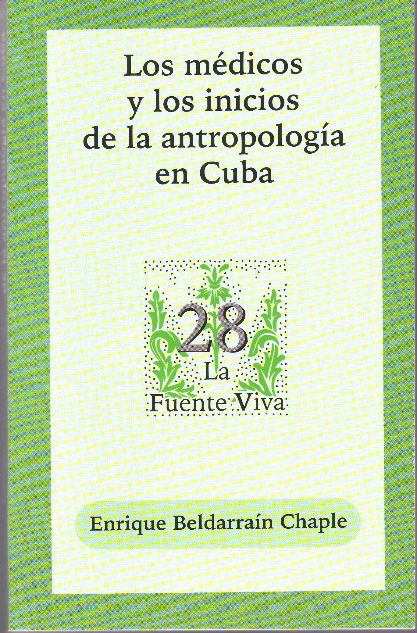 Libro del Dr. Beldarraín