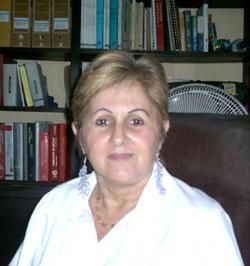 Dra. María Elena Lengomín