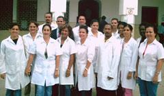 Profesores cubanos en Zanzíbar