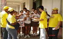 Promotores de salud en la Isla de la Juventud realizan acciones de prevención contra las infecciones de trasmisión sexual y el VIH/SIDA