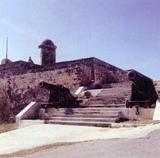 Castillo, Cienfuegos Cuba