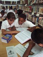 Lectura en Bibliotecas