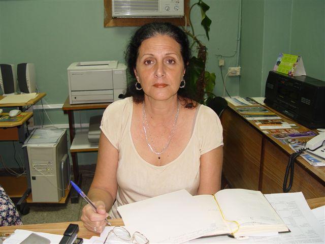 Lic.Bárbara Lazo Rodríguez