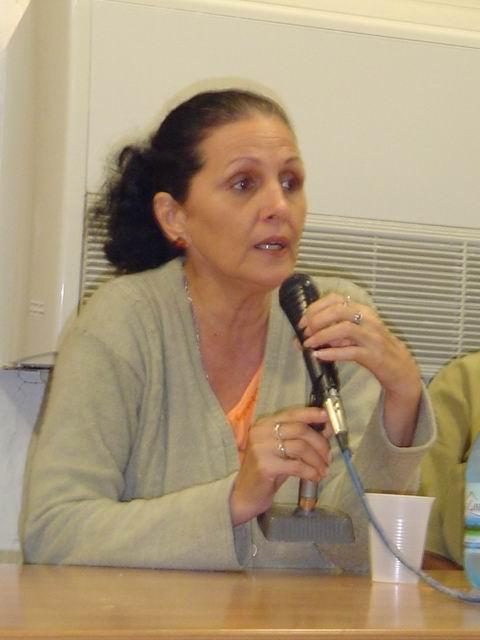 Palabras de Lic.Bárbara Lazo. Directora Biblioteca Médica Nacional de Cuba