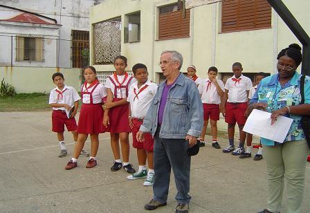 Gaspar en la escuela, actividad Bibliosida