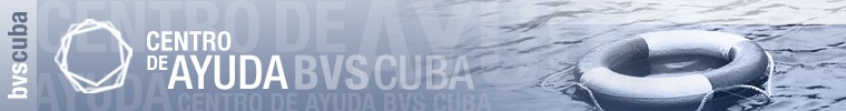 Centro ayuda BVS Cuba