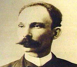 Héroe Nacional Jose Martí