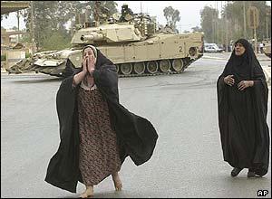 Mujeres en Bagdad