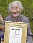 Longeva de 120 años