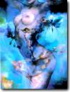 Si tu quieres, bella obra del pintor matancero Ernesto Garc�a Pe�a, distinci�n Por la cultura nacional, 1996.jpg