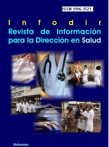 INFODIR: Revista de Informacin para Directivos