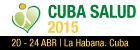Convenci�n Internacional de Salud P�blica Cuba-Salud 2015