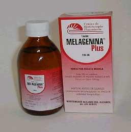 La Melagenina, producto natural cubano
