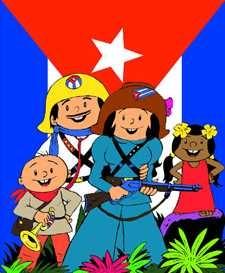 Serie infantil animada Elpidio Valdés