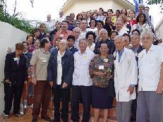 Lanzamiento del espacio de Puericultura en Infomed 4 de abril 2005