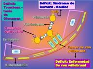 Adhesión plaquetaria