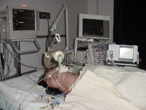 Trasplantada de pulmón