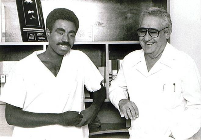 Profesor Noel Gonzalez pionero del trasplante en Cuba