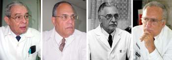 Prestigiosos profesores cubanos