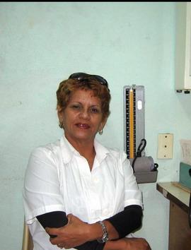 Dra. Ana M. Estevez León