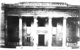 Instituto del Cáncer 1929