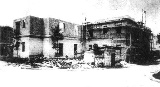 Pabellón Santos Fernández 1928
