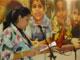 En la reapertura del pabellón de la salud la Viceministra, doctora Ileana Morales, abogó por la calidad y el dinamismo de la muestra.
