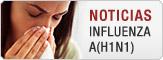 NOTICIAS | Influenza A(H1N1)